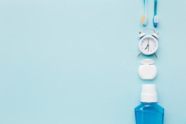 Spazio della copia di disposizione di cure odontoiatriche