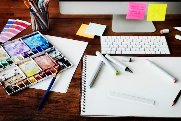 Spazio di lavoro creativo
