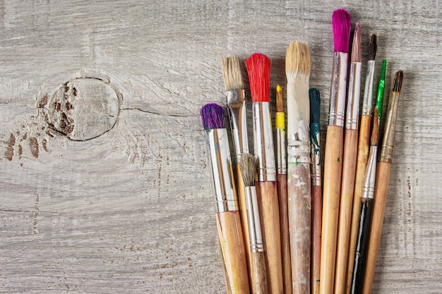 Spazzole per la pittura