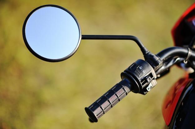 Specchio della moto