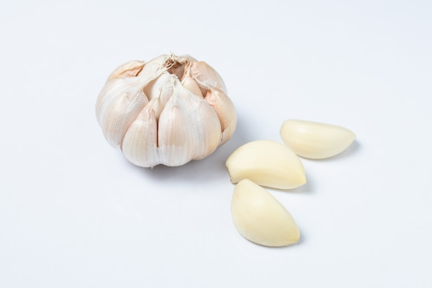 Specie asiatiche di aglio naturale