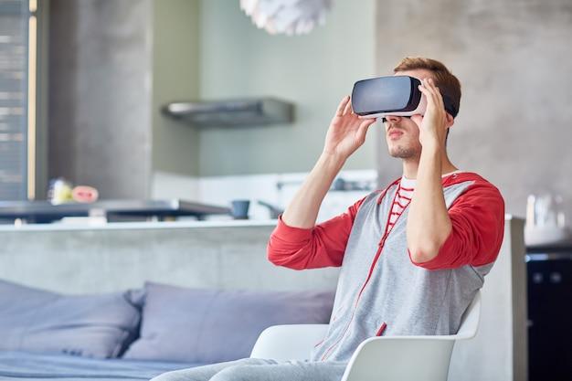 Sperimentare la realtà virtuale