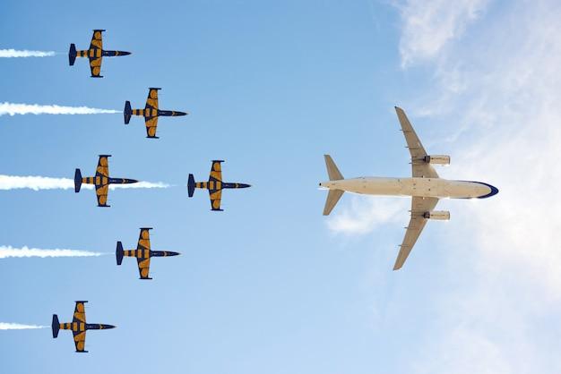 Spettacolo aereo