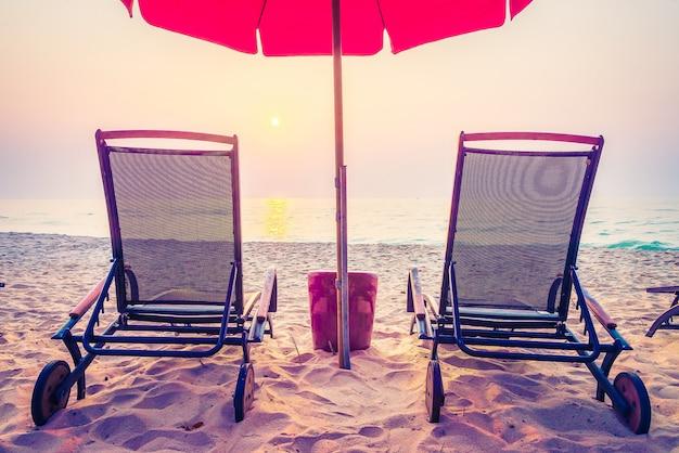 Spiaggia del letto