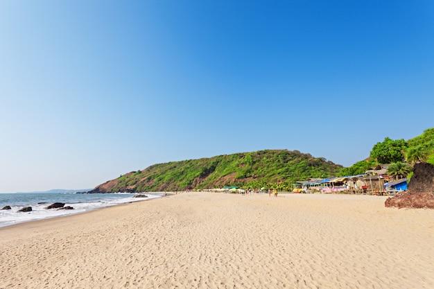 Spiaggia di arambol, goa