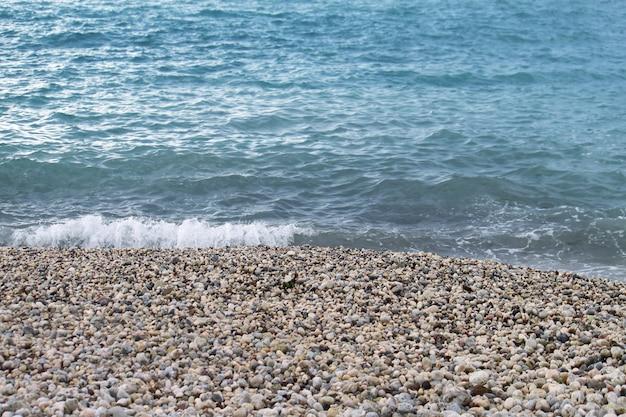 Spiaggia di ghiaia