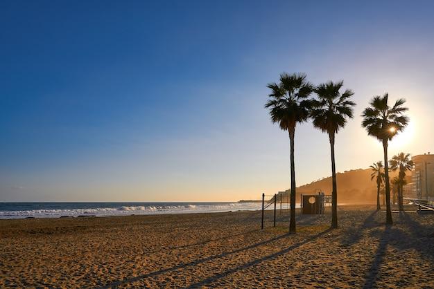 Spiaggia di oropesa de mar la concha castellon