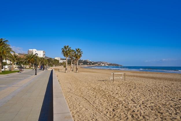 Spiaggia di playa benicassim torre sant vicent