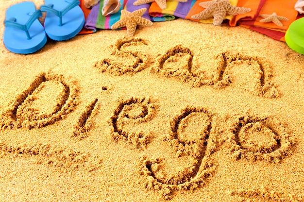 Spiaggia di san diego