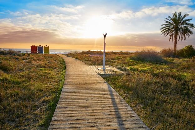 Spiaggia di torre la sal a castellon