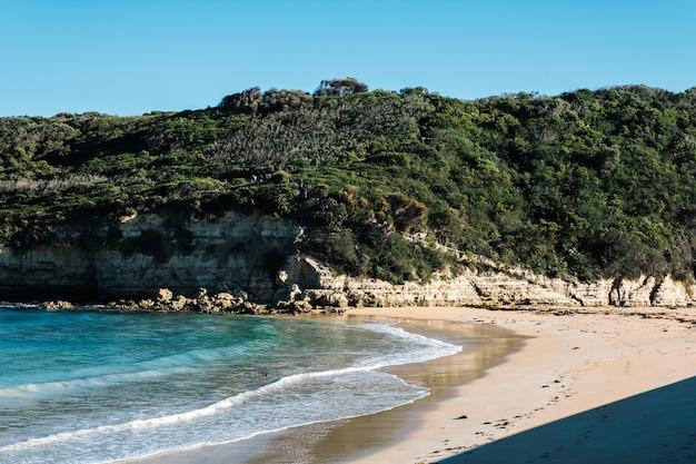 Spiaggia e montagna