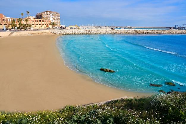 Spiaggia vinaroz playa del clot a castellon