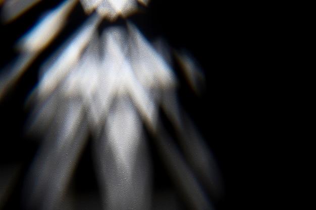 Splendida deflessione della luce del prisma