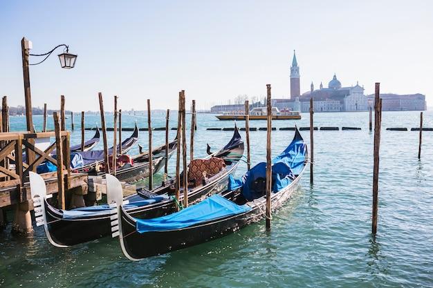 Splendida vista su venezia