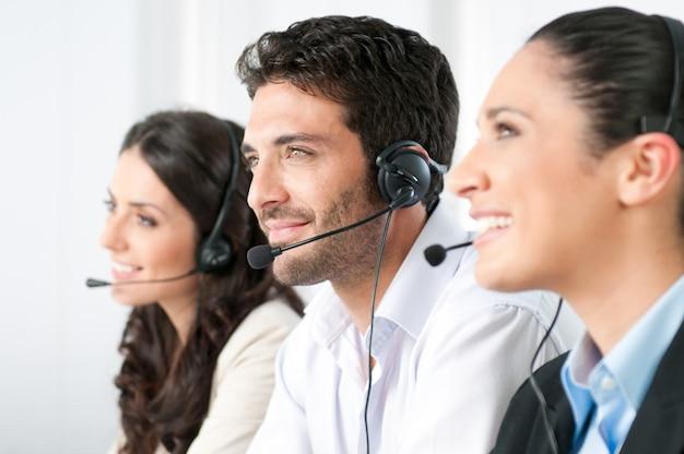 Squadra del call center