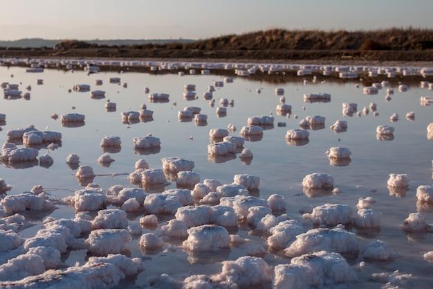Stagni di evaporazione salina
