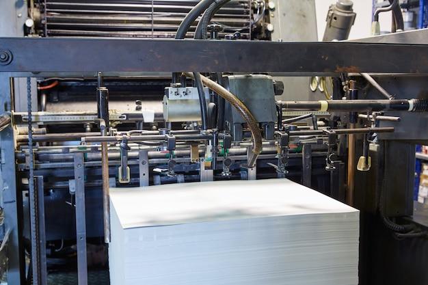 Stampa rotativa della macchina dell'inchiostro della stampante