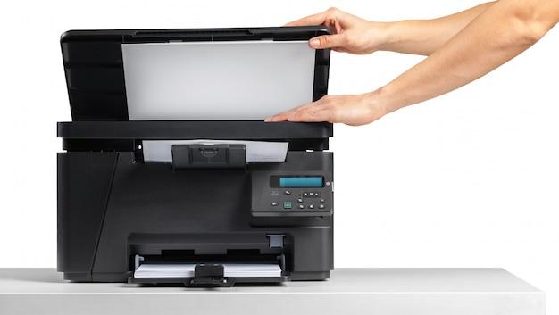 Stampante desktop da ufficio