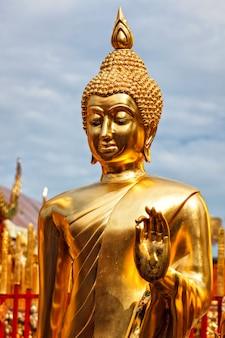 Statua del buddha, thailandia