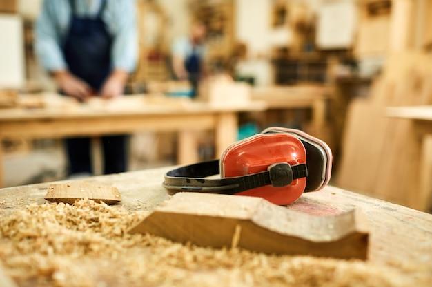 Stazione di lavoro per carpentieri