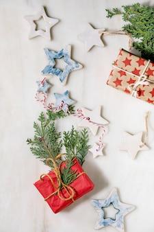 Stelle e regali di natale