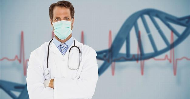 Stetoscopio occupazione uniforme convenzione digitale