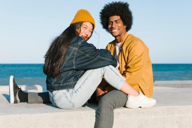 Stile di vita della giovane coppia