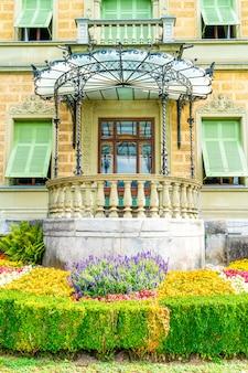 Storia del museo nazionale del castello di hunegg in svizzera