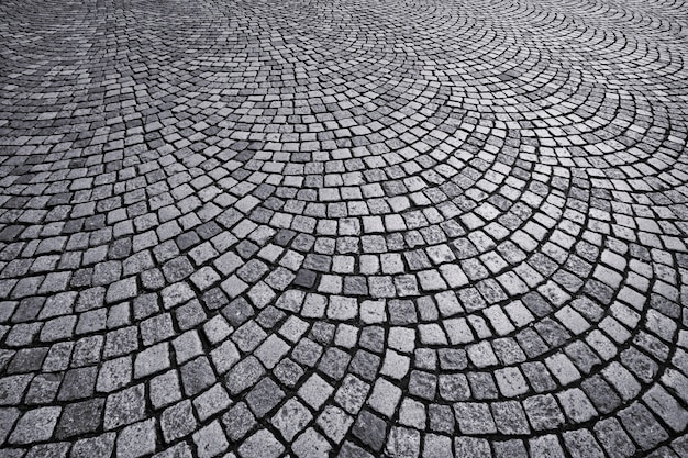 Strada del cobblestone