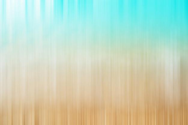 Strisce verticali astratte nei colori del tema mare e sabbia.