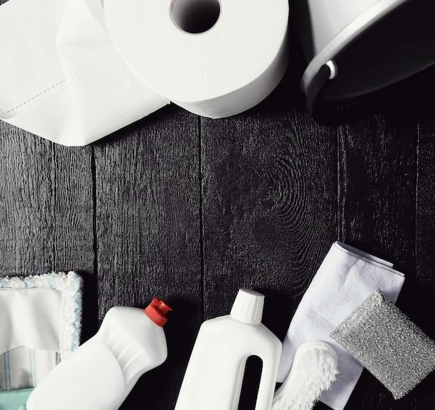 Strumenti di pulizia