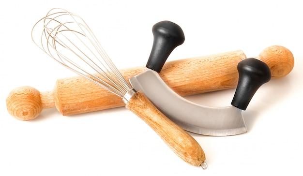Strumenti per l'uso in cucina