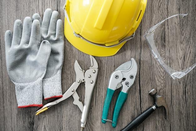 Strumento artigiano, per lavoratore, sicurezza