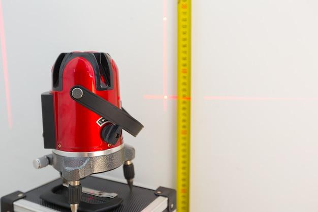 Strumento di misurazione del livello del laser