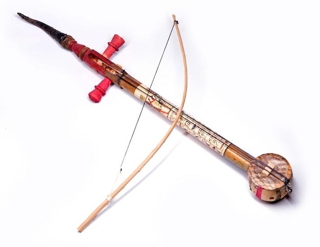 Strumento musicale a corda egiziano, rababa