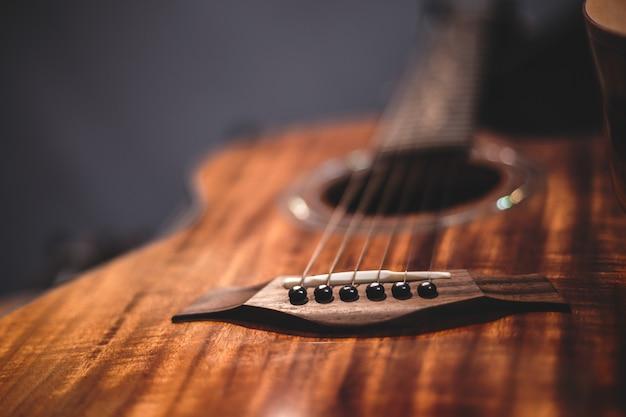 Strumento per chitarra acustica