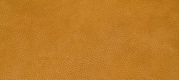 Struttura arancione in pelle