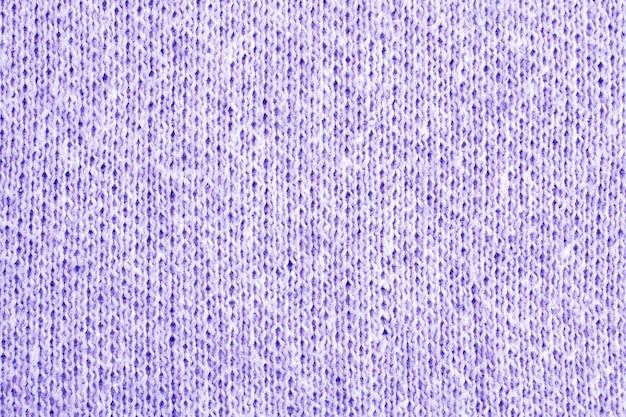 Struttura astratta di lana viola per lo sfondo