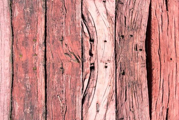 Struttura astratta di vecchia priorità bassa di legno