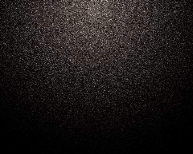 Struttura astratta glitter nero