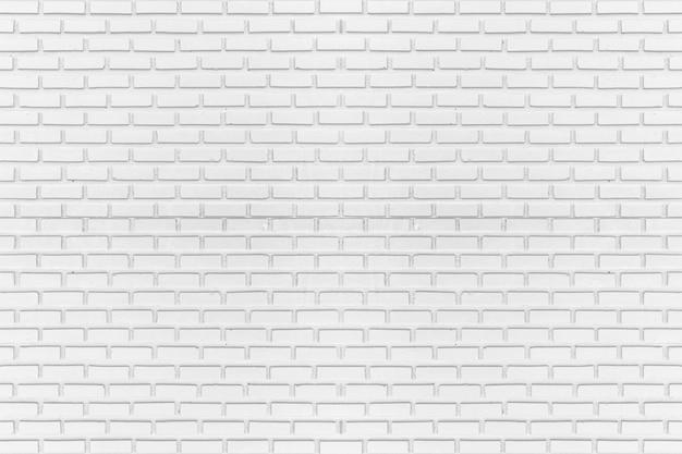 Struttura bianca del muro di mattoni, dettaglio di architettura industriale