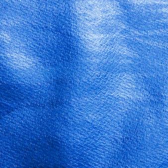 Struttura blu dello spazio della copia di progettazione