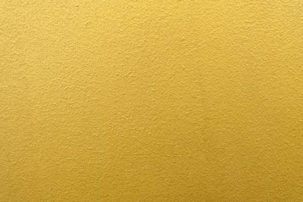 Struttura concreta dorata