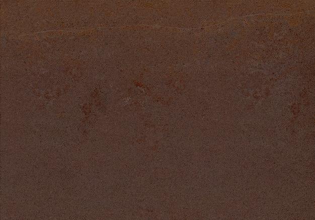 Struttura del metallo arrugginito grunge. corrosione arrugginita e sfondo ossidato. pannello di ferro metallico consumato.