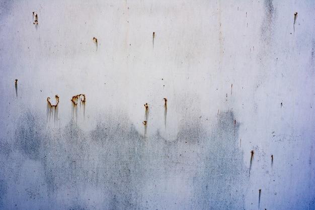 Struttura del metallo con sfondo di graffi e crepe
