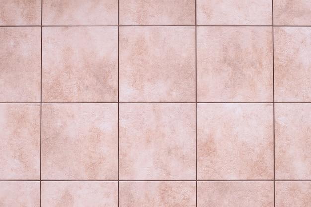 Struttura del pavimento di piastrelle di ceramica