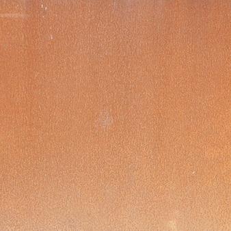 Struttura del piatto metallico arrugginito rosso
