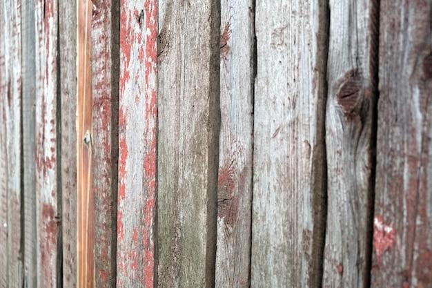 Struttura del recinto di legno, fondo della struttura dei ceppi verticali