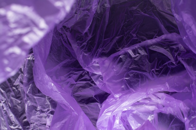 Struttura del sacchetto di plastica una priorità bassa astratta