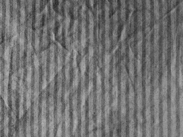 Struttura del tessuto sgualcita primo piano